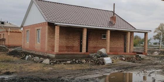Как на севере Казахстана выглядит жилье для переселенцев