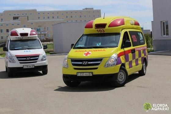 Почему сирены скорой помощи в Астане стали громче