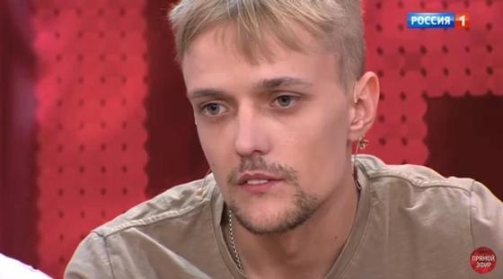 Получивший результаты ДНК-теста Зверев-младший расплакался (видео)