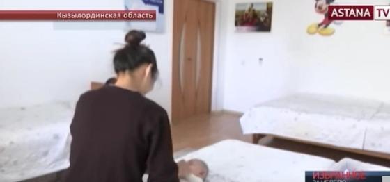 Мама выгнала из дома 16-летнюю дочь с ее ребенком в Кызылординской области