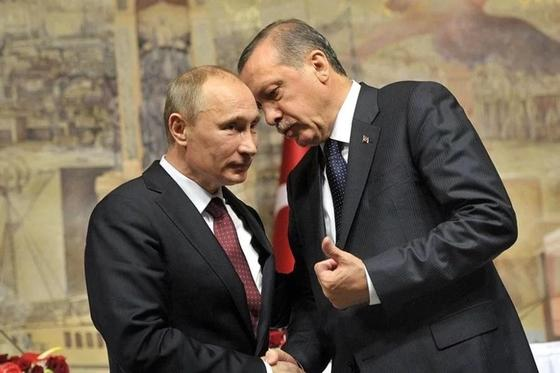 Эрдоган предостерег Путина о будущем Сирии