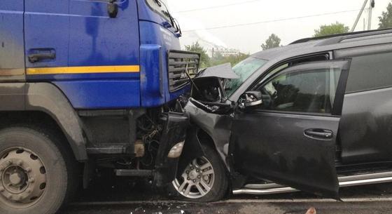 5 человек погибли в жутком ДТП на трассе в Туркестанской области