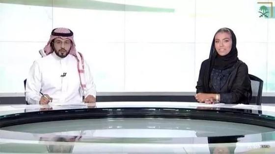 Женщина впервые стала диктором новостей в Саудовской Аравии
