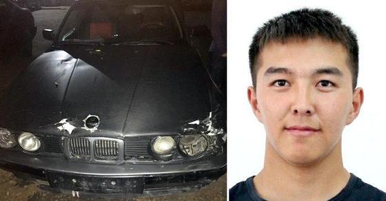 Сбивший двух девушек водитель BMW задержан в Алматы