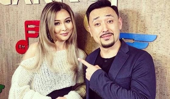 Диная и Тимур Балымбетов. Фото: Instagram