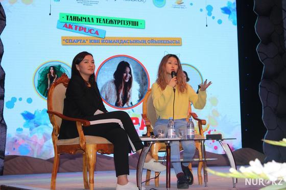 Гульнара Сильбаева заявила об уходе из КВН (фото)