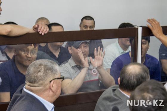 В Кызылорде вынесли приговор по делу о хищении нефти (фото. видео)