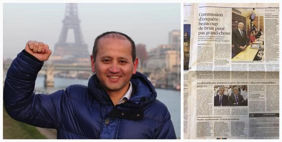 Аблязова вызвали на допрос в Астану через французские СМИ