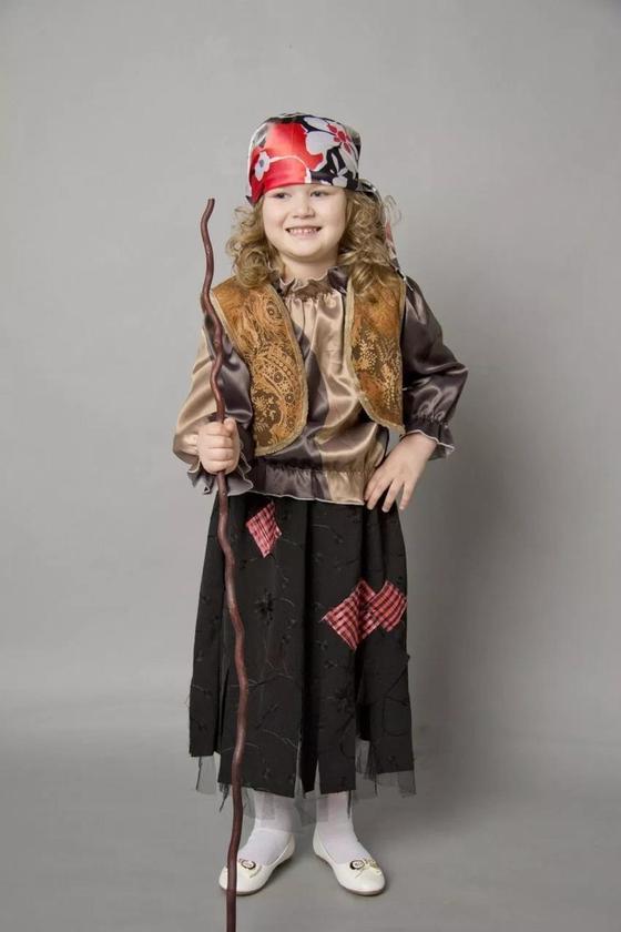 Костюм на Хэллоуин своими руками для детей