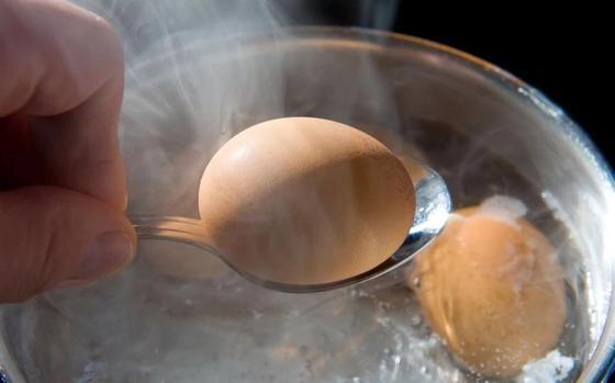 Как варить яйца всмятку, чтобы хорошо чистились
