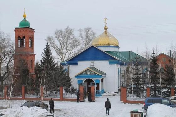 кафедральный собор в Кокшетау