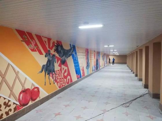"""Астанчане захотели подземки """"такие же, как в Алматы"""""""