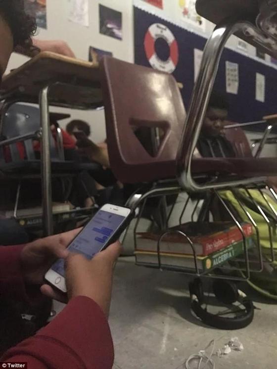 Школьники показали, каково было находиться в кровавой бойне во Флориде