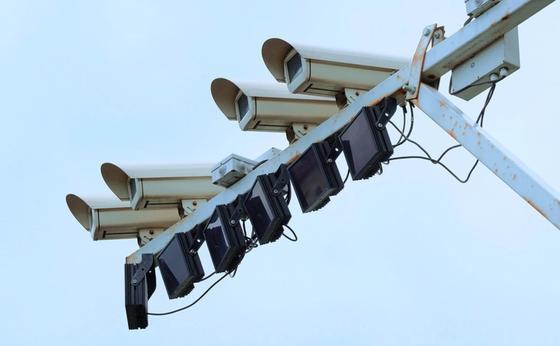 Законность установки систем видеофиксации нарушений ПДД объяснили в полиции Алматы