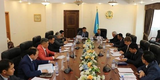 В министерстве общественного развития произошли структурные изменения