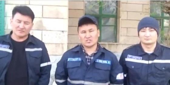Пожарные из Жезказгана просят повысить им зарплату