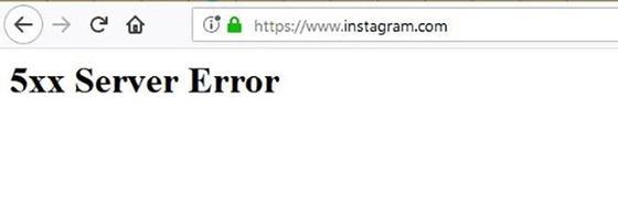 Пользователи пожаловались на сбои в работе Instagram