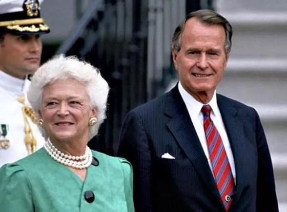Умерла супруга Джорджа Буша-старшего Барбара Буш
