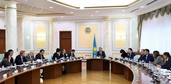МИД провел заседание по продвижению Целей устойчивого развития ООН