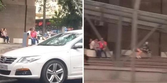 """""""Почему их не избили?"""": публичные ласки двух мужчин возмутили алмтинцев"""