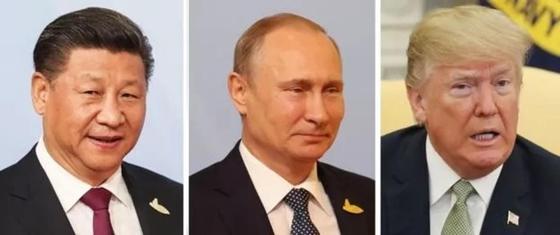 Путин уступил первое место в списке Forbes впервые за пять лет
