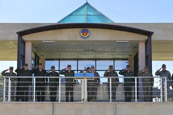 В Казахстане завершилось тактико-специальное учение государств-членов ОДКБ «Поиск-2018»