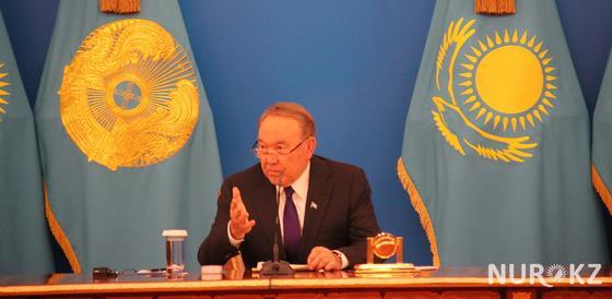 Назарбаев напомнил, каким был Казахстан 30 лет назад