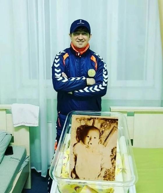 Мұқасан Шахзадаев. Фото: Instagram