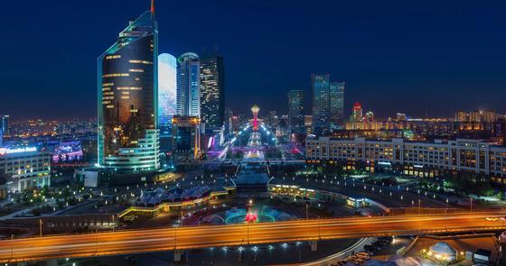 Астана вошла в тройку популярных городов СНГ для осенних путешествий
