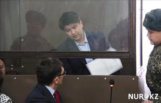 Бишимбаев - обвинению: Не можете доказать - не нужно рассказывать научные истории