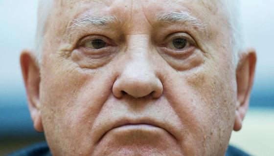 Горбачев о Путине: Веселья у него много, и пьянствует, и танцует