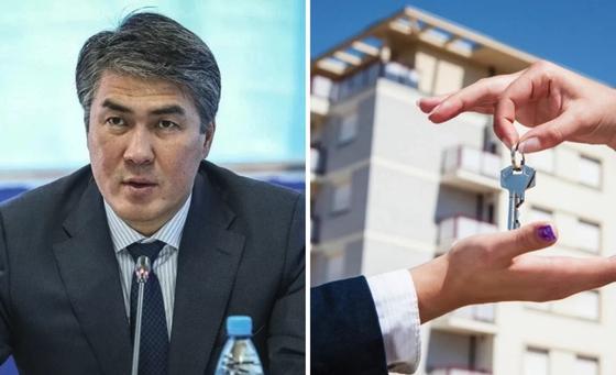 Исекешев рассказал, сколько стоит жилье в Астане