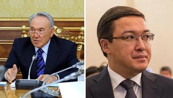 «Что спасибо? Ты давно должен был это сделать»: Назарбаев