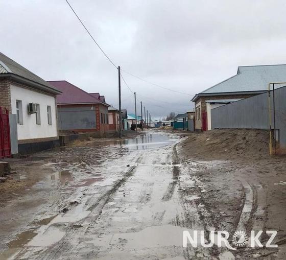 Резиновые лодки и реки по дорогам: как топит Казахстан