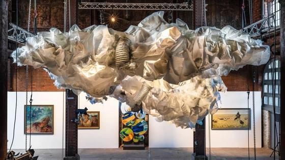 33 казахстанских художника показали англичанам современный «постномадизм» (фото)