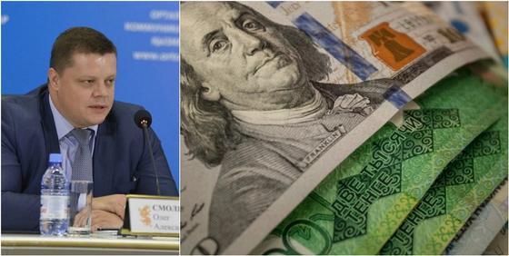 Смоляков: Слухи о девальвации возникают в период отпусков