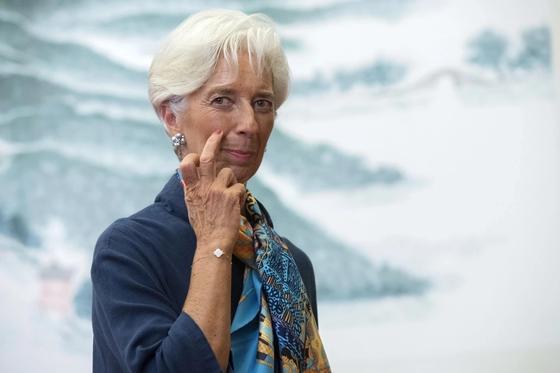 Глава МВФ — об угрозах для мировой экономики: Тучи сгущаются