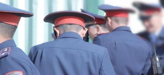 Высокопоставленный полицейский осужден в Карагандинской област