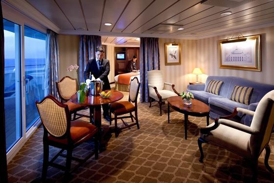 Самый роскошный способ путешествовать - купить квартиру на корабле «Утопия»