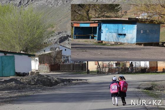 Ащысай ауылы. Фото: nur.kz
