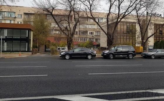 Улицу Жарокова в Алматы перекроют на 10 дней
