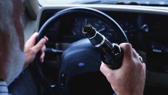 Житель СКО убеждал полицейских, что со своим 40-летним стажем может ездить за рулем пьяным