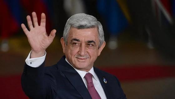 Серж Саргсян избран премьер-министром Армении, несмотря на массовые протесты