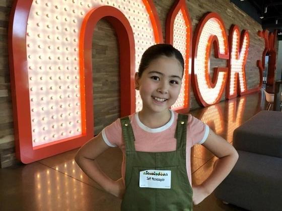 Маленькая алматинка Софи Манасян снимется в шоу на Никелодеон