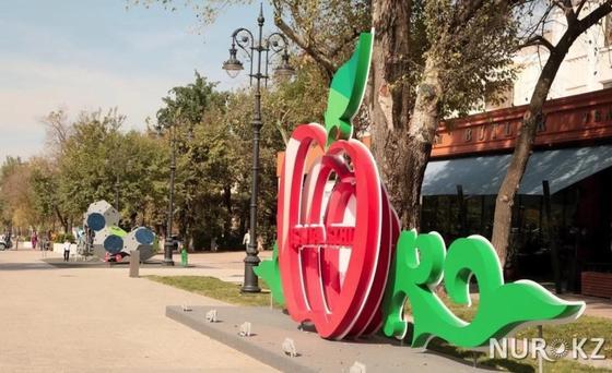 Варламов раскритиковал улицу Панфилова в Алматы (фото, видео)