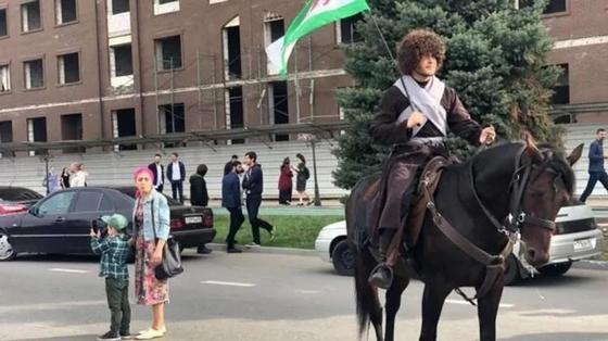 Жители Ингушетии вышли протестовать против соглашения о границе с Чечней