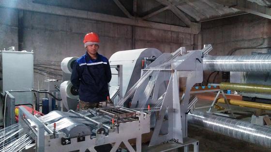 Первый в Казахстане завод по производству опор из стеклопластика запустили в Астане