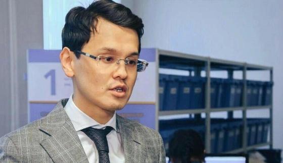 Назарбаев освободил от должности Багдата Мусина