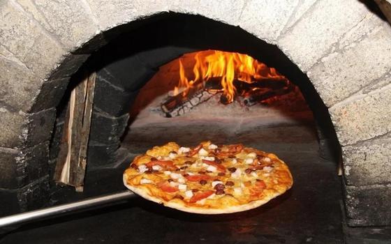 «Маргарита»: пицца в печи