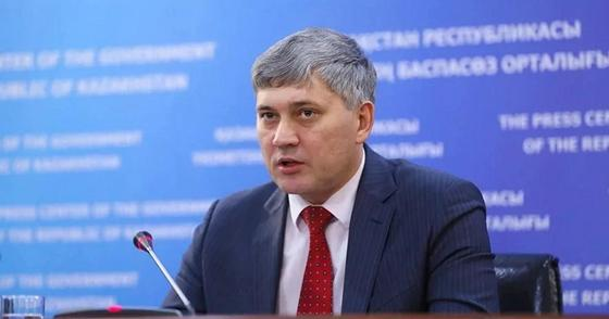Энергетика вице-министрі Анатолий Шкарупа тұтқынға алынды